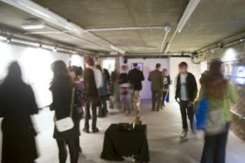 crowds at opening night at Elysium